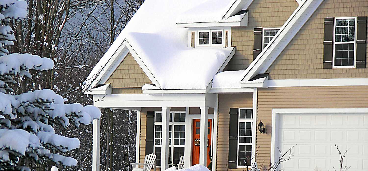 Roof Snow Removal CT