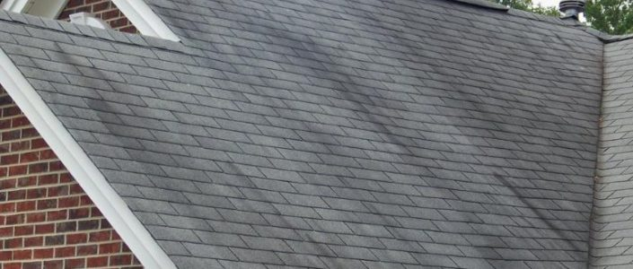 What Are The Stains and Streaks On My Roof