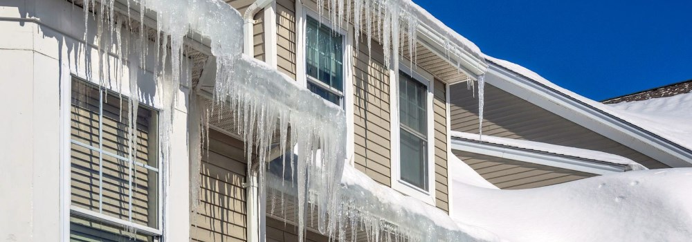 Prevent Roof Ice Dams CT