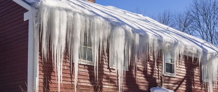 What Are Ice Dams and How To Identify Them