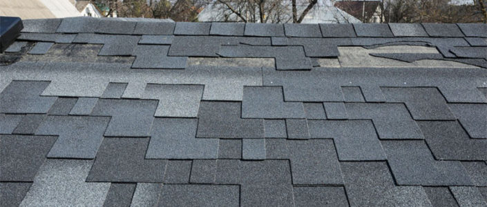 Warning Signs Your Roof Need an Emergency Shingle Repair or New Roof